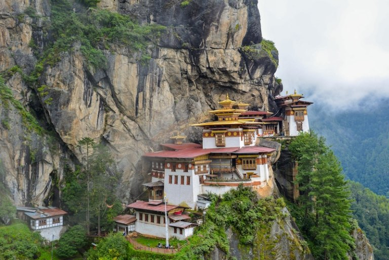 Bhutan smoke free country