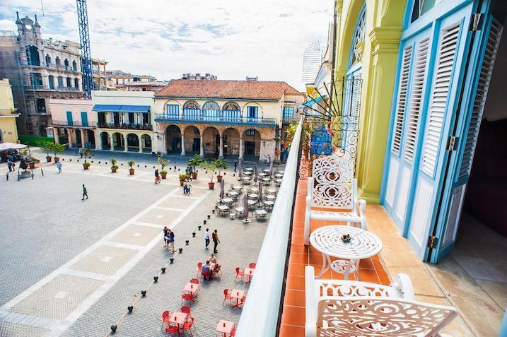 suite plaza vieja havana cuba budget hotel
