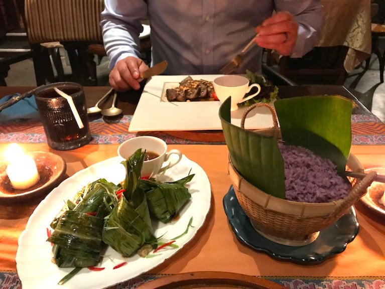 menu at saigon san tugu malang