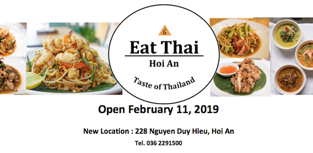 Eat Thai - Where to eat in Hoi An