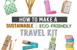 How to build your own sustainable travel kit