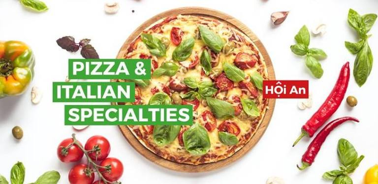Pizza Oi - BEst restaurants in Hoi An Vietnam