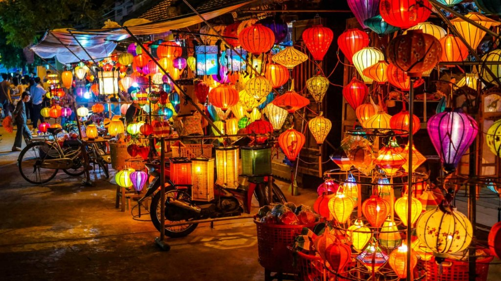 Hoi An NIght Market