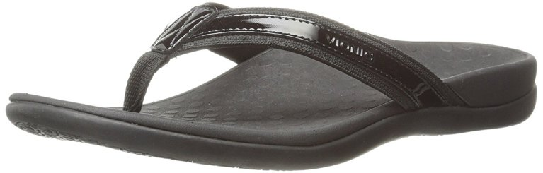 best flip flop for plantar fasciitis - vionic tide