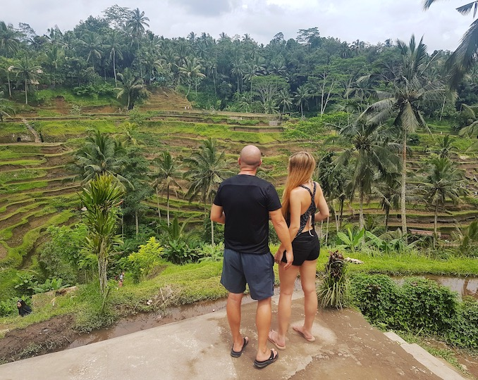 Canadians can travel to Bali Indonesia for 30 days visa free