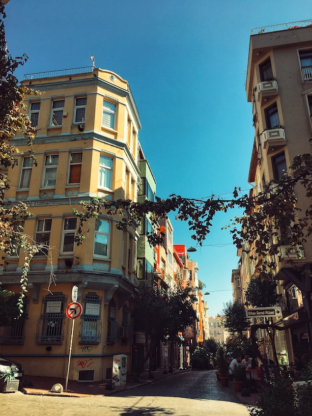 best neighborhoods in Istanbul - CIHANGIR