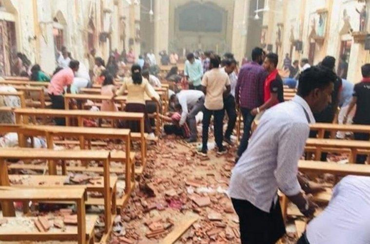 Sri Lanka Terrorist attack Explosions