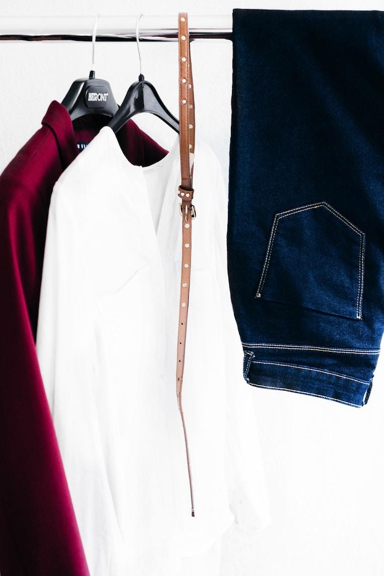 iron free clothing for travel