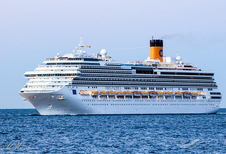 Costa Pacifica Cheapest cruise in the world