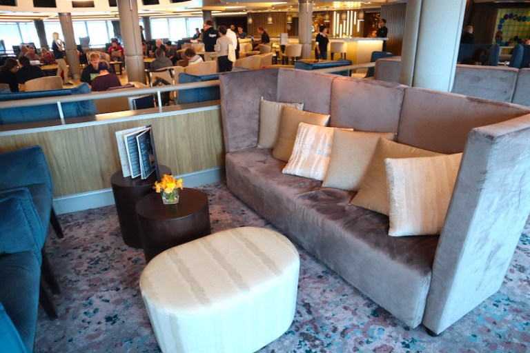 Celebrity Millennium - The new Rendezvous Lounge