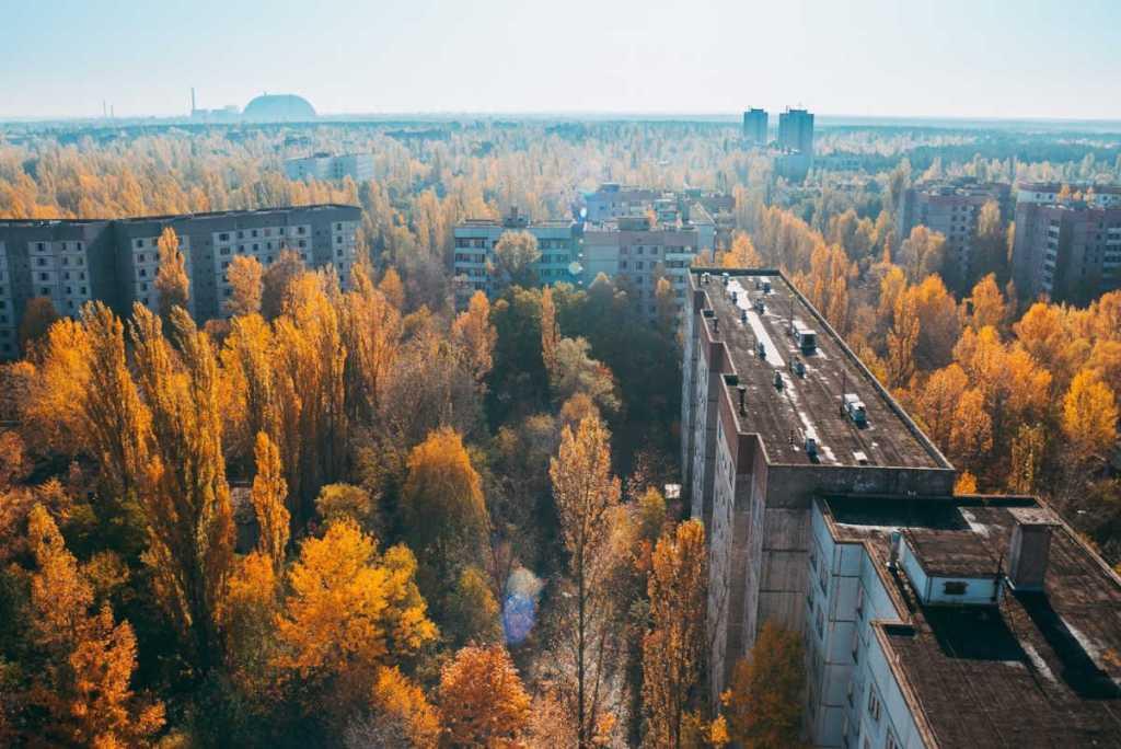 Chernobyl Show HBO Pripyat