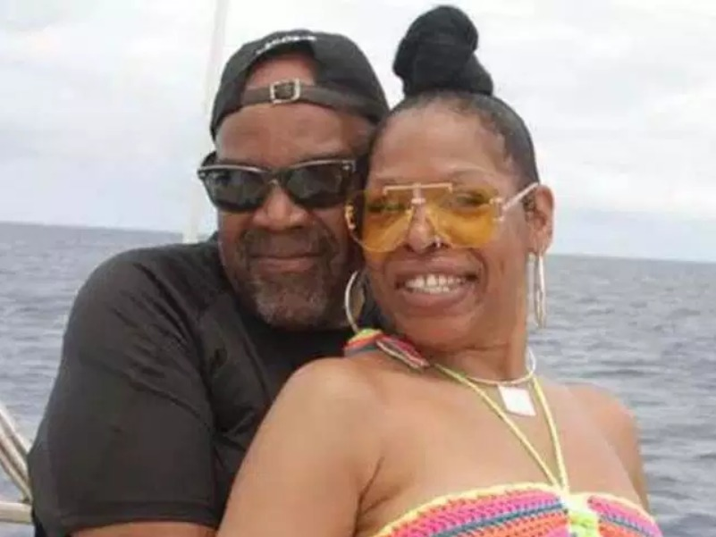 Engaged Maryland couple Edward Holmes, 63, and Cynthia Day, 49, died in their room