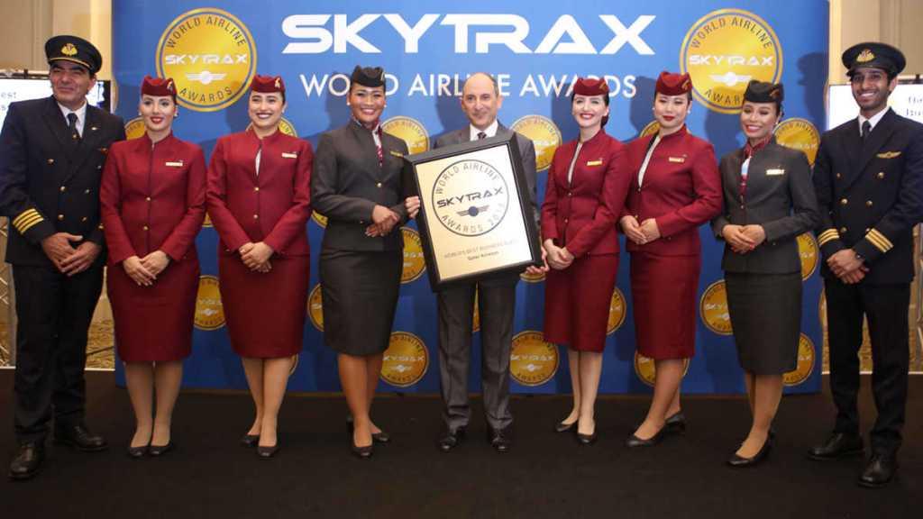 Qatar Airlines best in world 2019