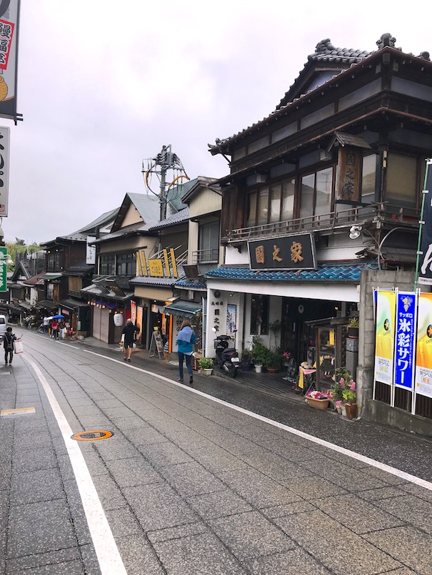 narita shopping street