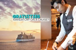 do you have to pay gratuities on a cruise?