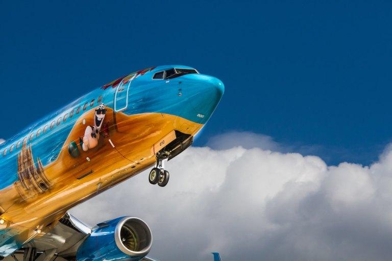 westjet has the most direct flights from Kelowna YLW
