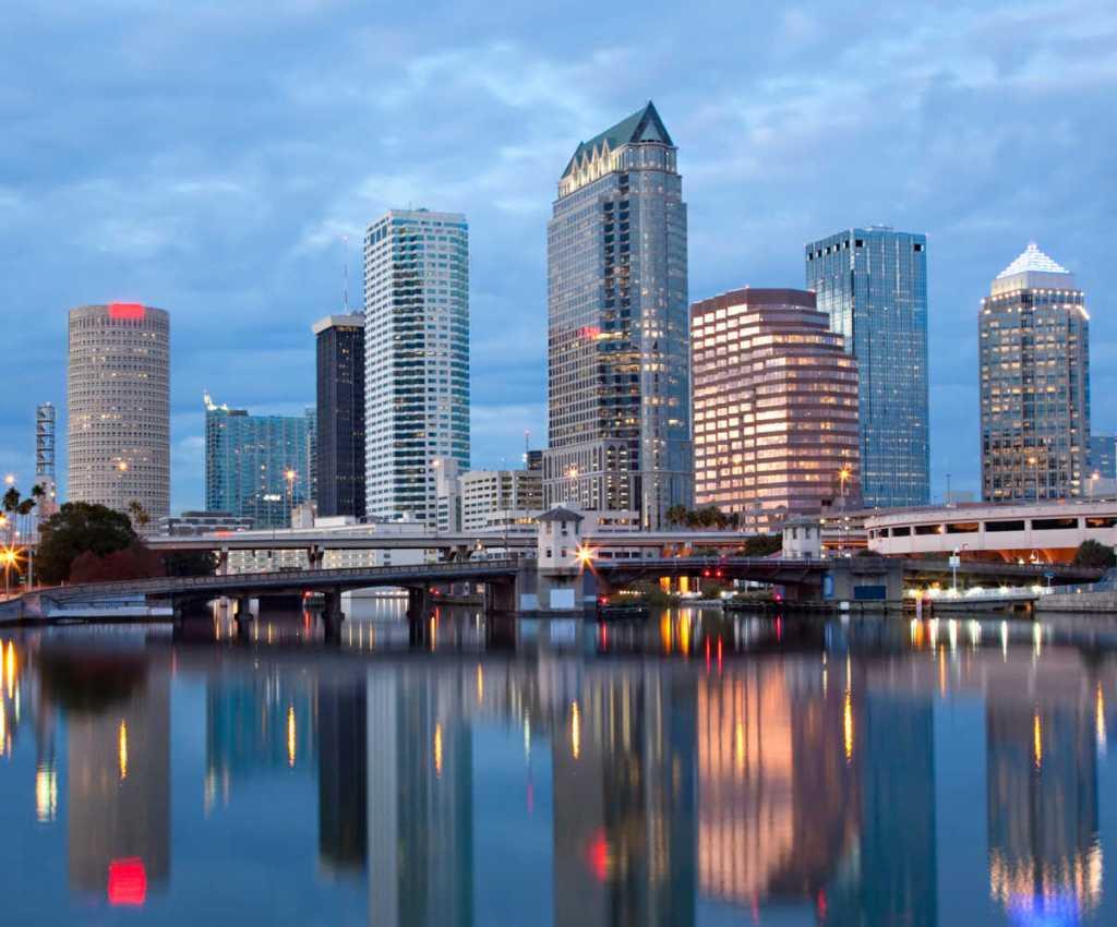 Tampa Florida Second Warmest Winter US