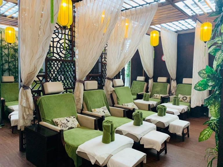 Bamboo Spa - DAD airport - International depatures