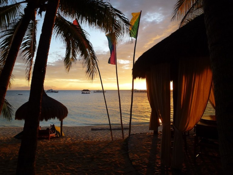 San Juan is the best place to stay on Siquijor Island