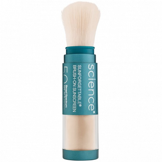 Colorscience sunforgettable great for travel - mineral sunscreen