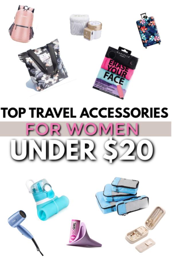 top travel gear for women under $20