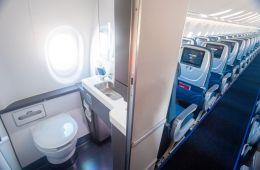 Man Arrested For Installing Hidden Camera In Plane Toilet