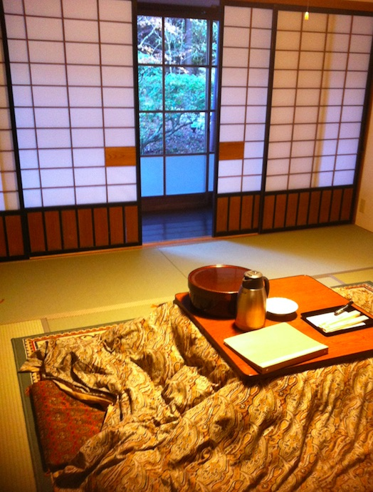Stay in a ryokan when visitng Japan