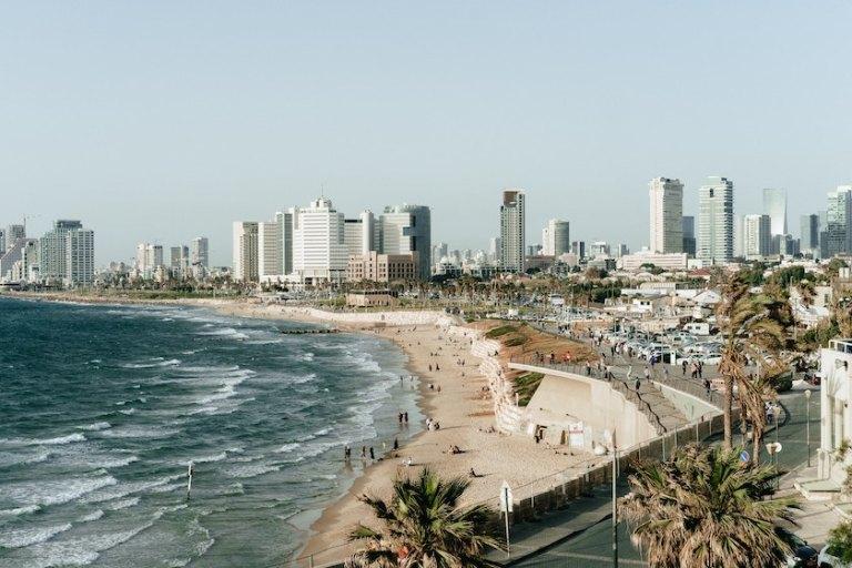 tel aviv vegan capital of the world