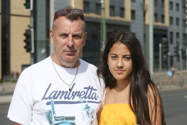 Hotel room stormed by police in Nottingham Hotel Where he was staying with Daughter