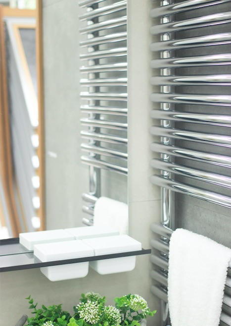 heated towel racks popular in ukraine