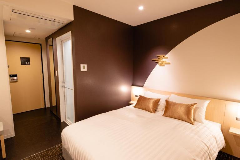 Hotel vista is a mid-range hotel in Kanazawa Japan