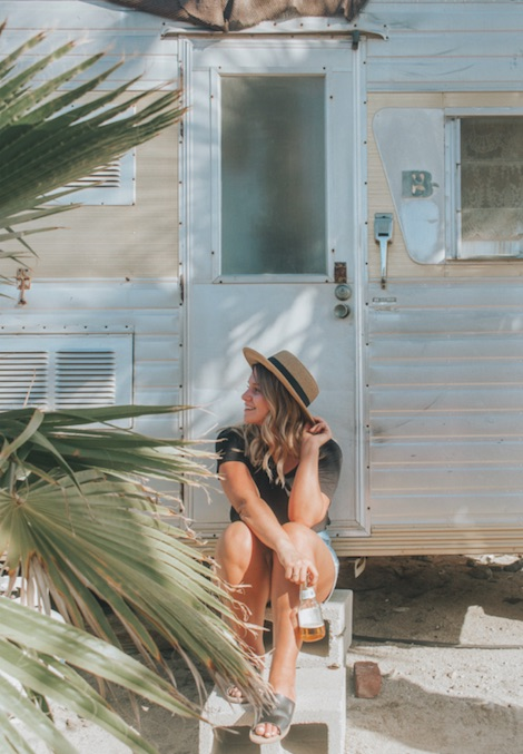Living in an RV year round