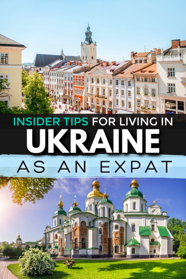insider tips on living in ukraine as an expat