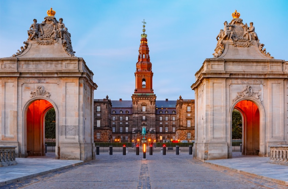 Christiansborg Palace - Copenhagen budget travel ideas