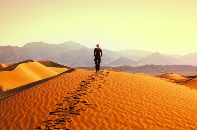 Mongolia is a lesser travelled country that you should go to