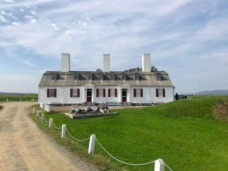 Fort Anne Annapolis Royal