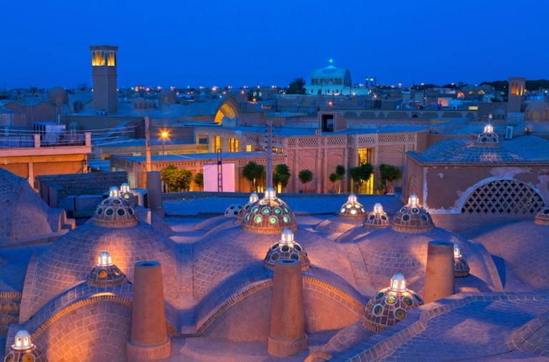 Iran is a lesser traveled destination that should be on your bucket lsit