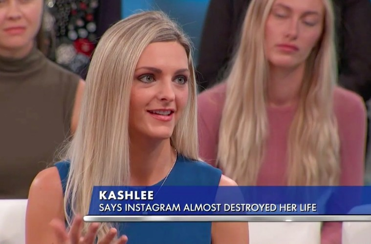 Kashlee Kucheran on 'The Doctors' TV SHow about Instagram addiction and social media mental wellness