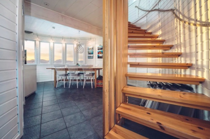 One of a kind airbnb's - lighthouse in norway