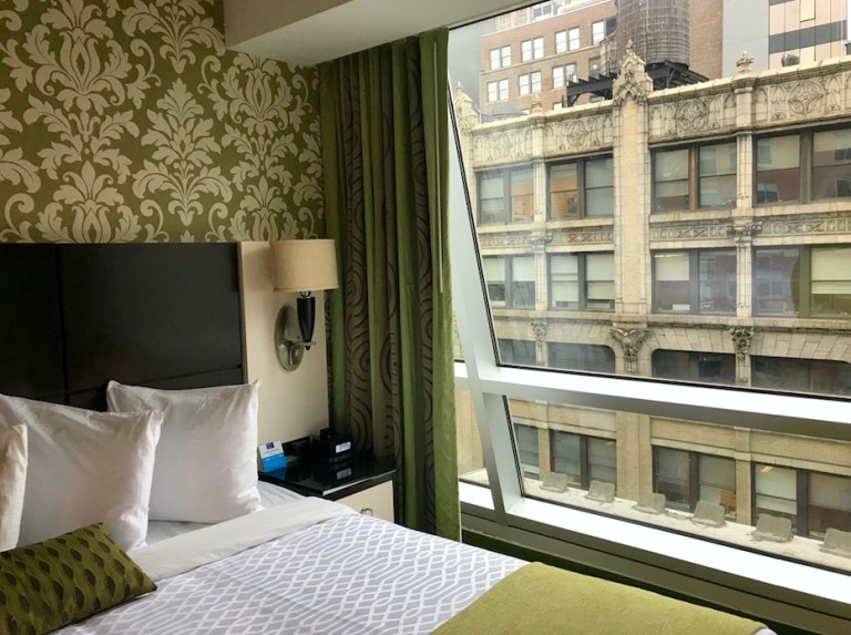 The best NYC hotel under $100