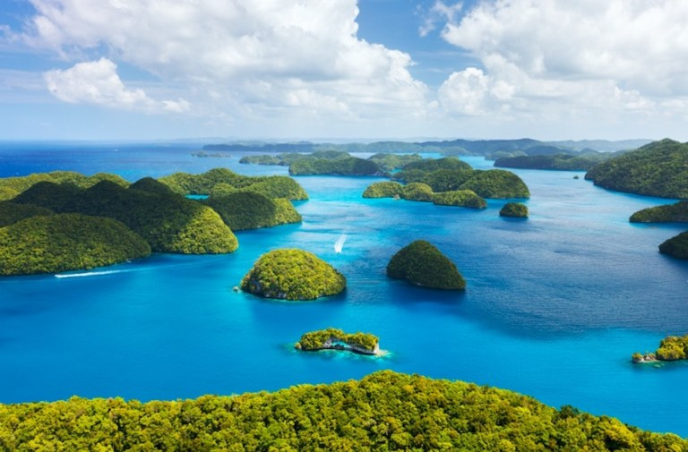 Palau - underrated countries to visit