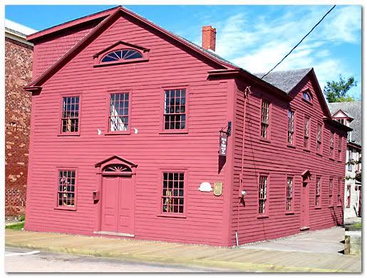 Sinclair house museum - annapolis