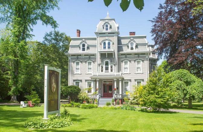 The Queen Ann Inn - where to stay in Annapolis Royal