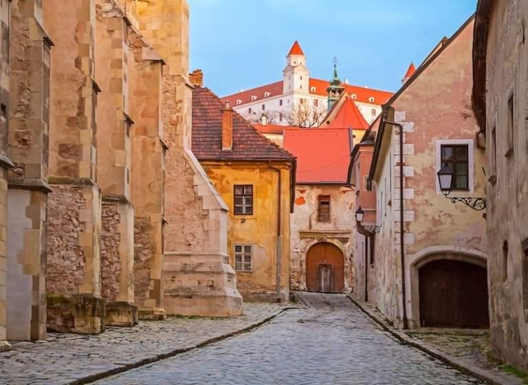 one day in bratislava itinerary
