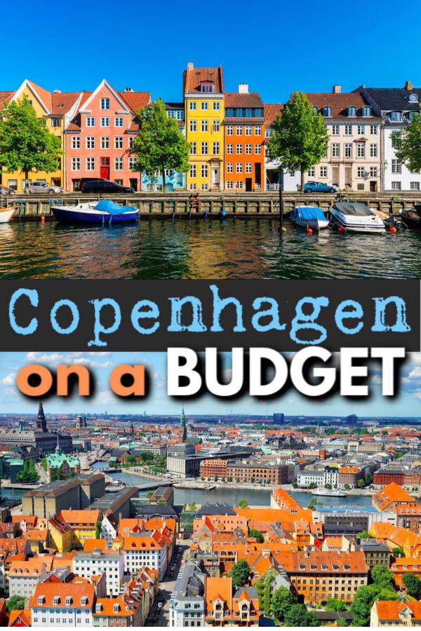 copenhagan on a budget
