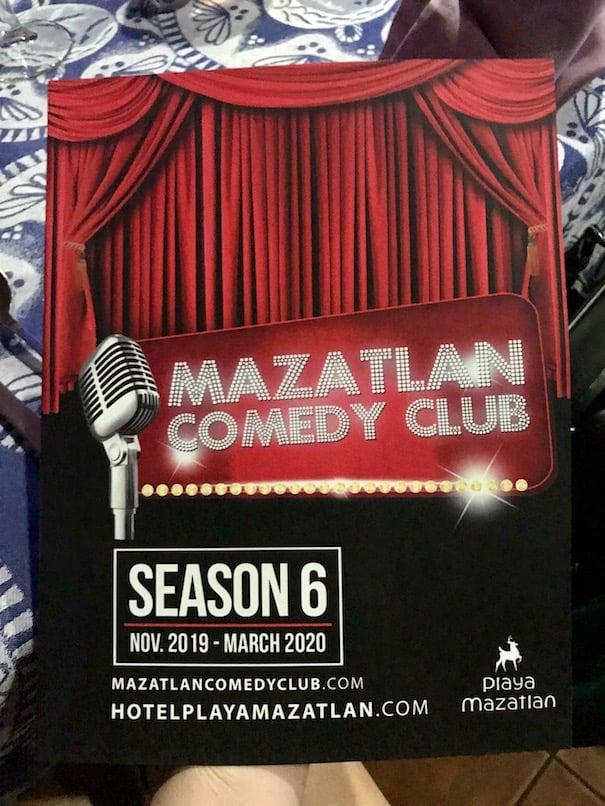 Mazatlan Comedy club Season 6