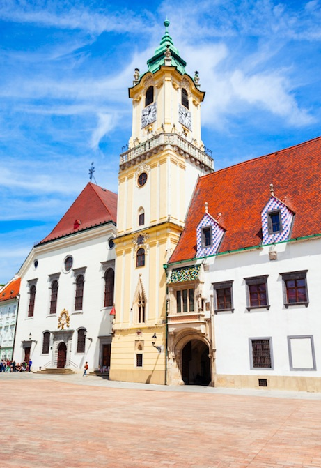 Old town hall - things to do in bratislava