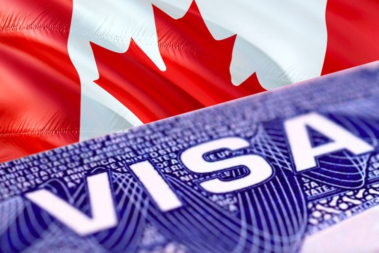 countries that need a visa to visit canada