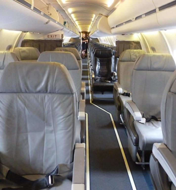 American eagle plane