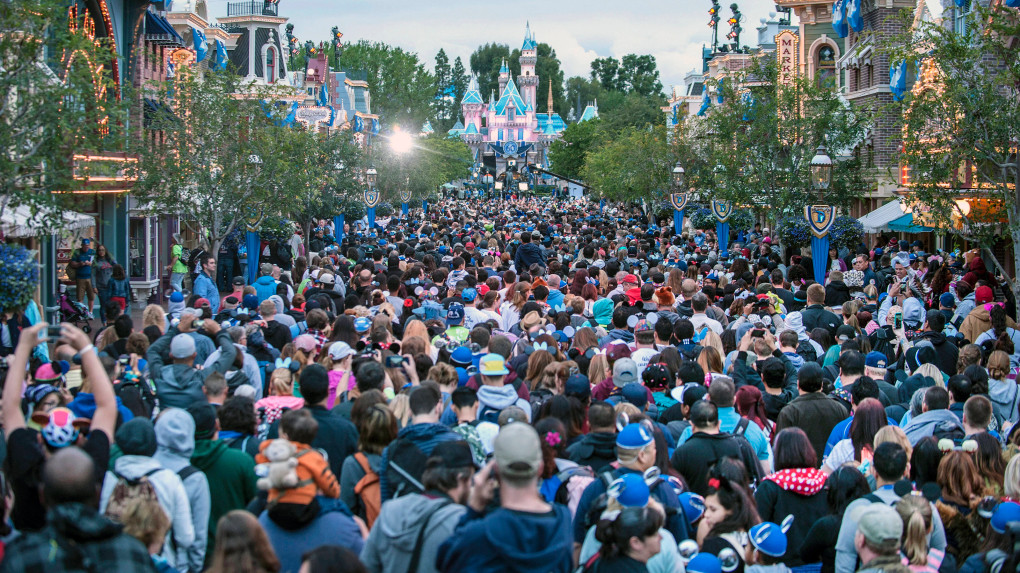 Disneyland Closed Its Doors And Stopped Selling Tickets After Park Reached Capacity
